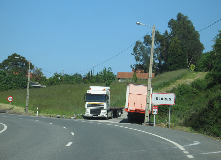 N-634 Laredo (Cantabria)