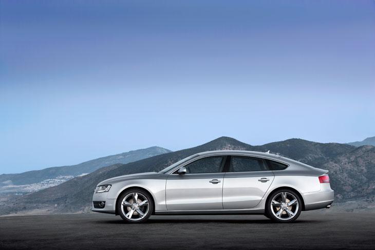 Audi A5 Sportback, al detalle