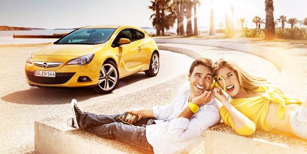 Opel Astra GTC, serie limitada exclusiva