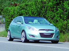 Hyundai: aparece el innombrable Arnejs