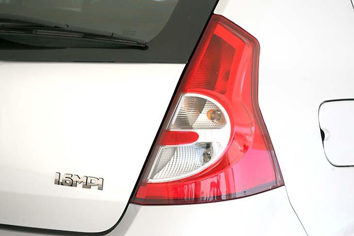 Probamos el Dacia Sandero, detalles exterior
