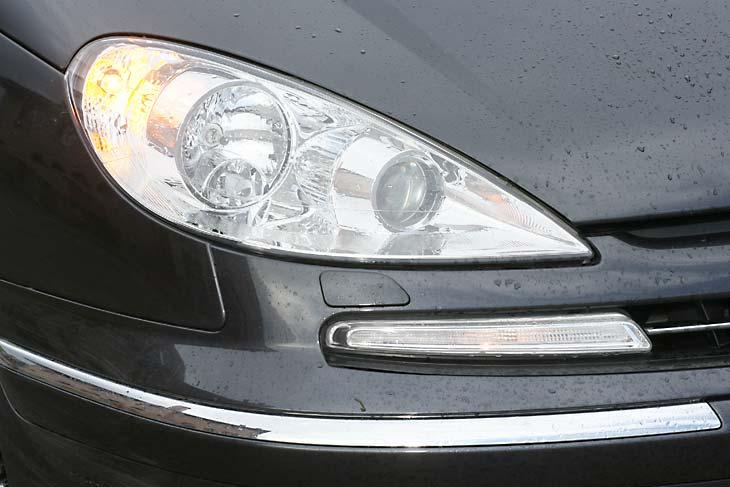 Peugeot 807 2.2 HDI/170