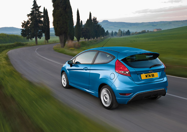 Nuevo Ford Fiesta 1.6 TDCi