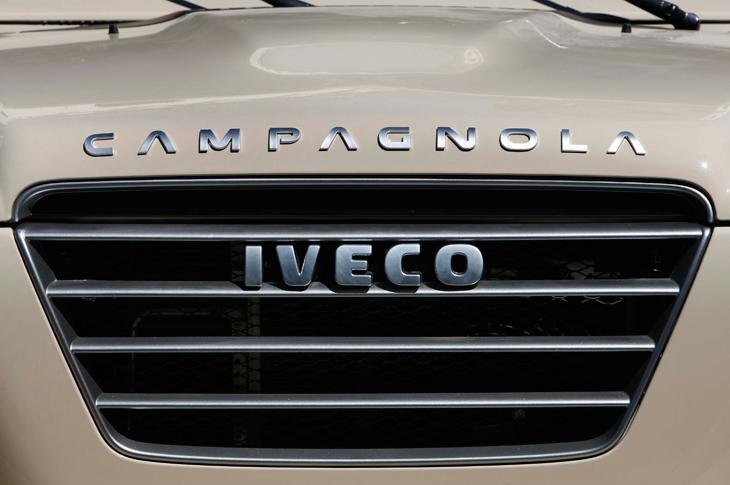 Iveco Campagnola detalles