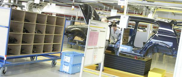 Magna: 10.500 empleos menos en Opel