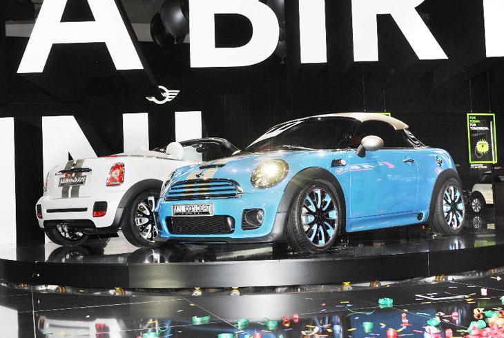 Los coches del Salón de Frankfurt 2009