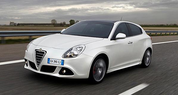 Novedades en el Alfa Romeo Giulietta