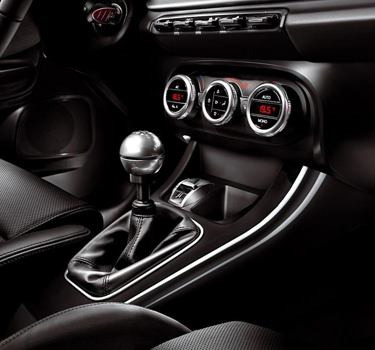 Nuevo motor y caja de cambios para el Alfa Romeo Giulietta.