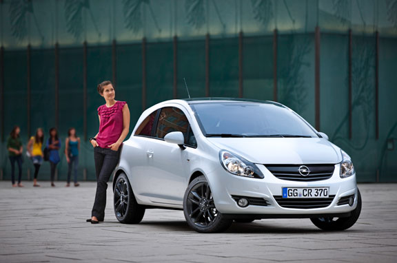 Opel Corsa Athletics