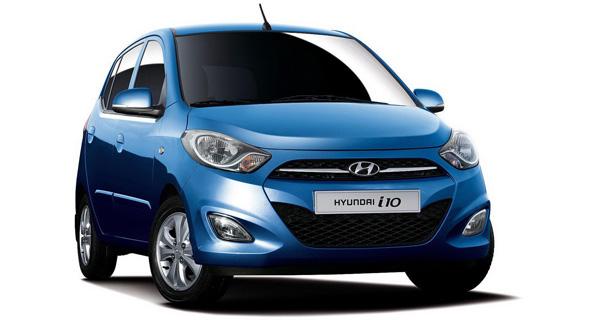 Llega el restyling del Hyundai i10