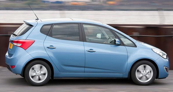 Hyundai ix20, debut en París