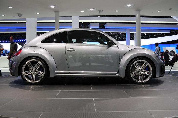 Volkswagen Beetle R Concept.