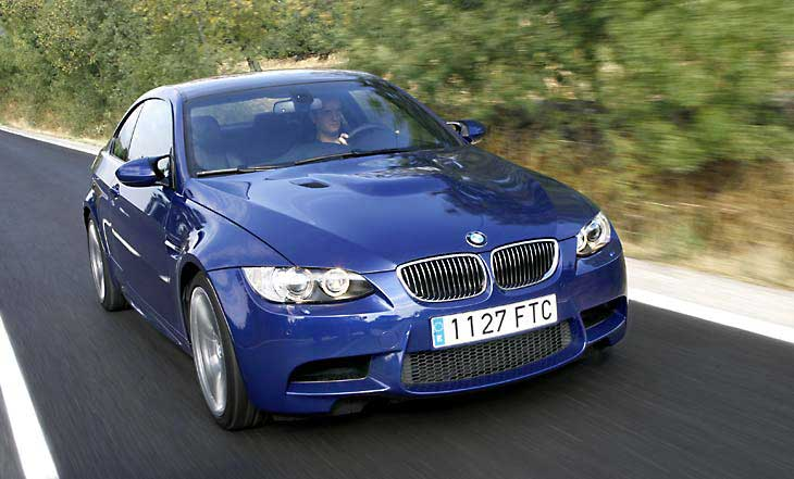 BMW M3 V8: la prueba