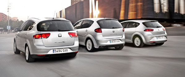 Motor más ecológico para Seat León y Altea