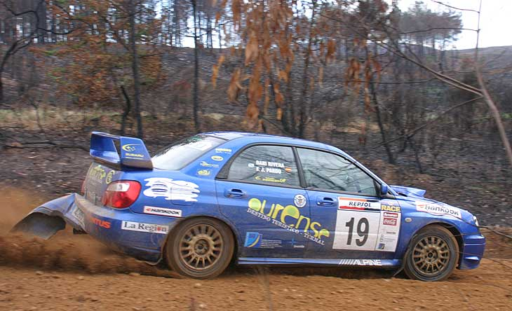 Rally orense domingo