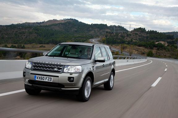 Nuevo Land Rover Freelander