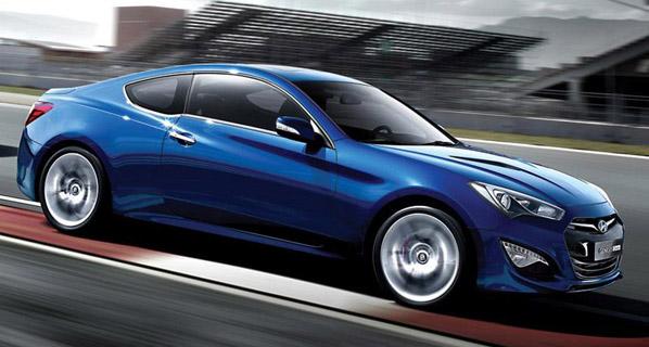 El Hyundai Genesis Coupe se renueva
