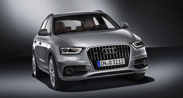 Audi Q3, con nuevo motor Diesel