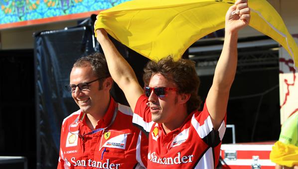 Gené: 'Alonso, por méritos, se merece el Mundial'