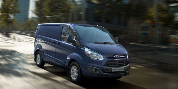 Ford Transit para EE.UU., made in Spain