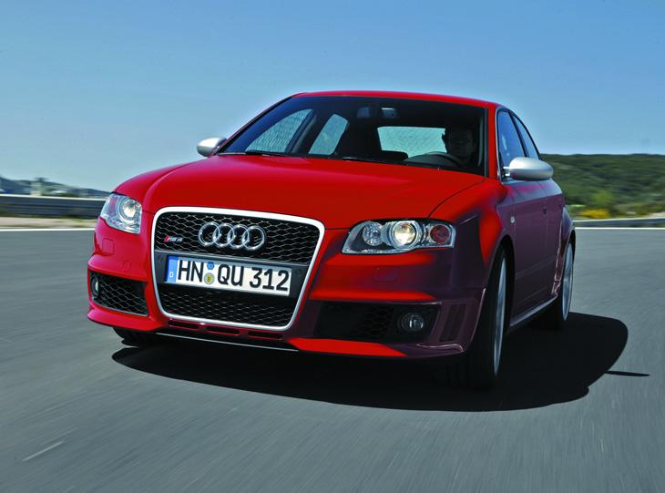 Audi RS4, ya en nuestros concesionarios.