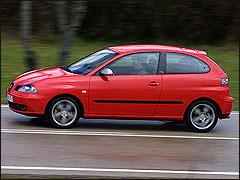 Seat Ibiza 1.8T FR 3p