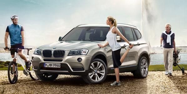 Gana un X3 con BMW y AUTOPISTA