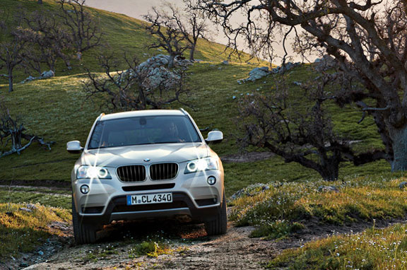 BMW X3 Games