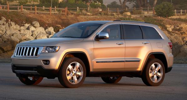Llega el nuevo Jeep Grand Cherokee
