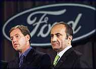 Aumenta la presión judicial sobre Ford y Bridgestone