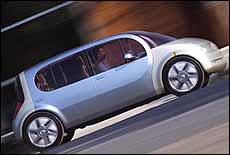 Renault propone un futuro distinto con el Ellypse