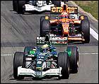 Los Schumacher llevan el espectáculo a casa