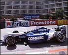 Los patrocinadores de la Fórmula Uno podrían reducir su presencia en 2002