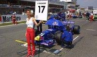 """Webber, """"pole"""" en la quinta prueba de la Fórmula 3000"""