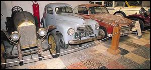 Colección de automóviles de Salvador Claret