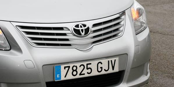 Veinte kilómetros en el nuevo Toyota Avensis