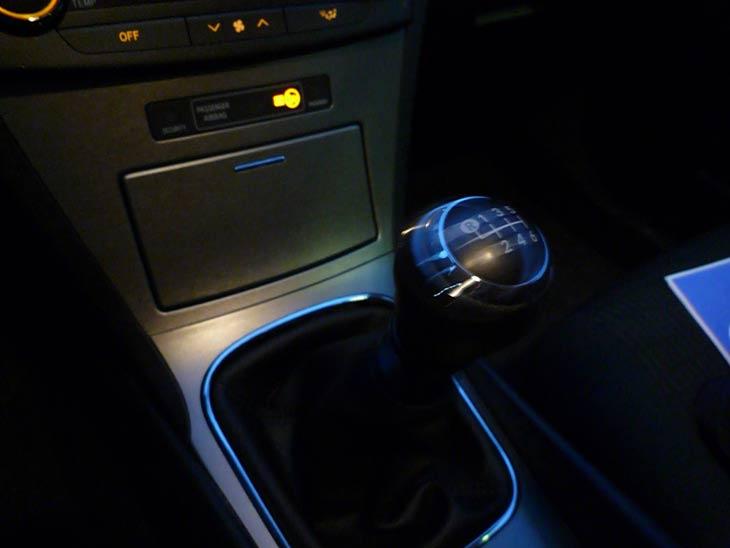 Toyota Avensis en imágenes