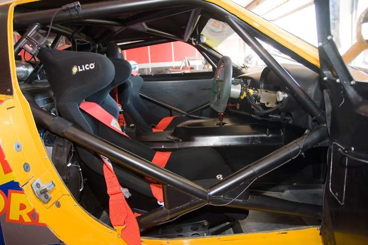 Ginetta G50 GT4