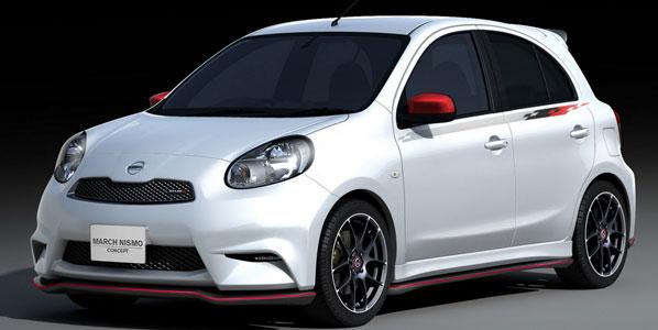 Nissan Micra Nismo Concept, deportividad al cuadrado
