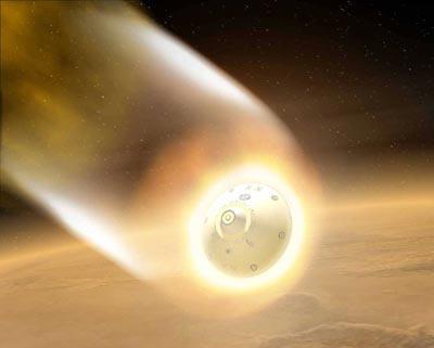 El viaje hacia Marte, paso a paso