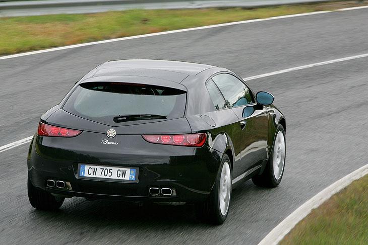 Alfa Brera 2006