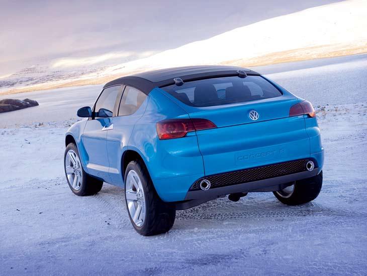 VW Concep A