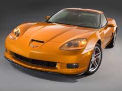Suben los Corvette