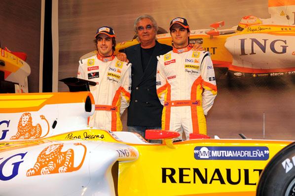 ING abandona la F1