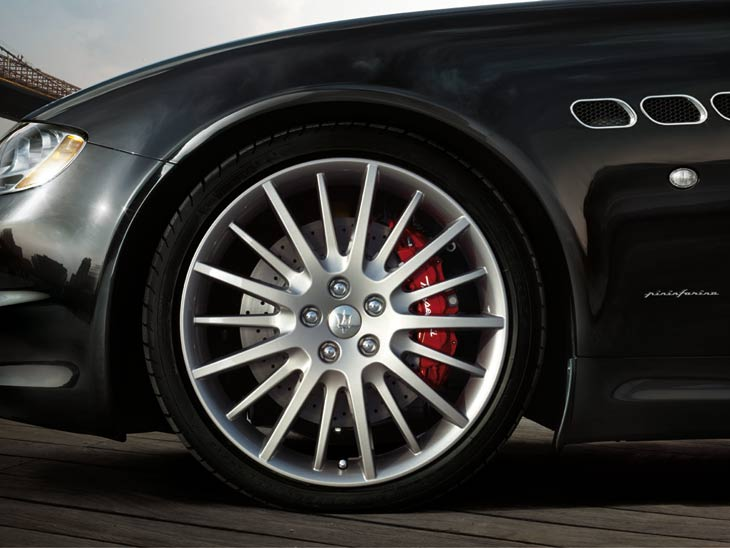 Maserati Quattroporte Sport GT S: detalles