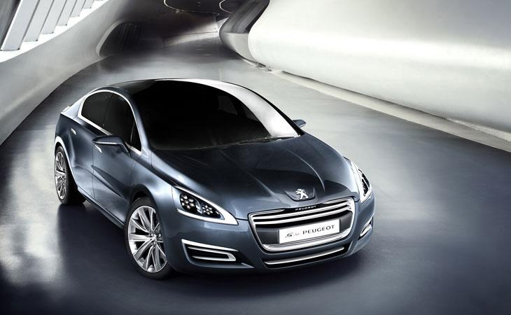Concept 5 by Peugeot