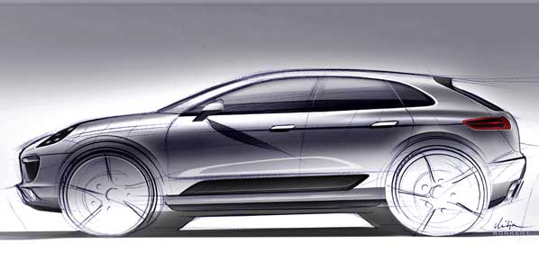 Porsche Macan, el nuevo SUV compacto