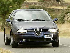 Alfa 156 2.4 JTD Distinctive