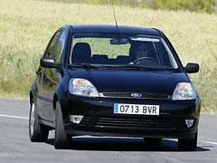 Ford Fiesta 1.4 TDCi Trend 5p