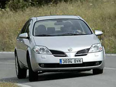 Nissan Primera 2.2 DIC Acenta 4p